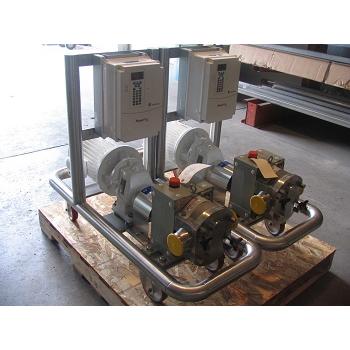 Fabrication Dual Pump